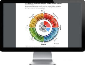 Roue des Talents: Profil Talents TLP-Navigator